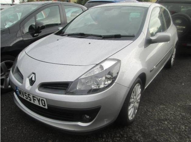 Renault CLIO, 2006 (55), Manual Petrol, 71,000 miles in Warrington