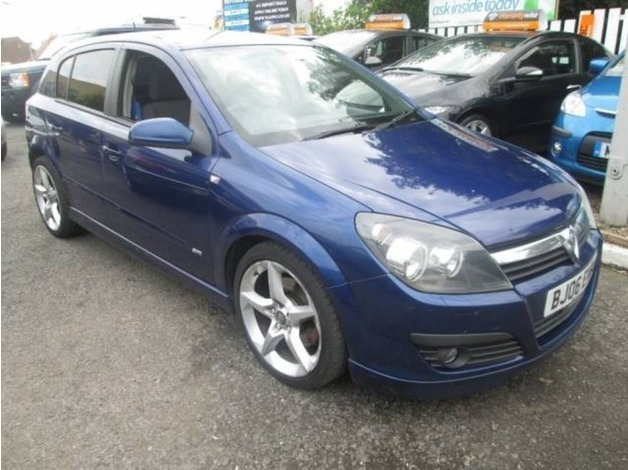 Vauxhall ASTRA, 2006 (06), Manual Diesel, 190,000 miles in Warrington