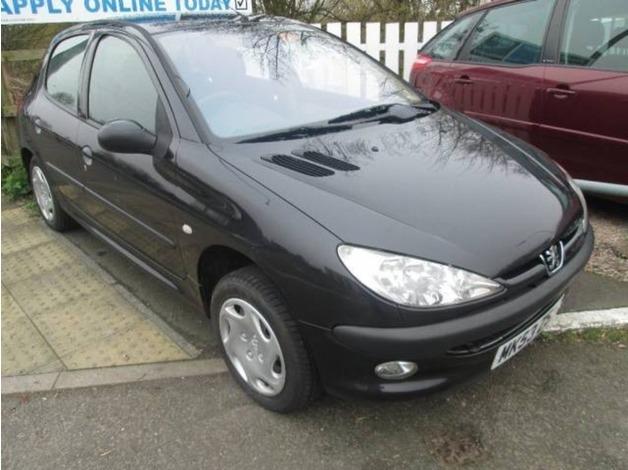 Peugeot 206, 2003 (53), Manual Diesel, 100,000 miles in Warrington