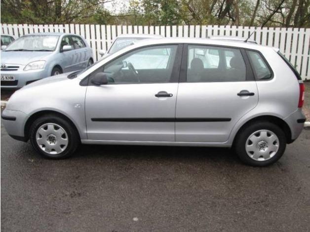 Volkswagen POLO, 2003 (03), Manual Petrol, 159,000 miles in Warrington