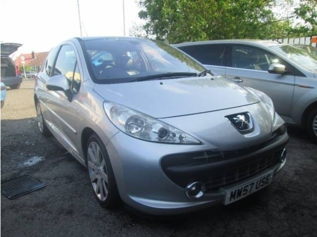 Peugeot 207, 2008 (57), Manual Diesel, 91,049 miles in Warrington