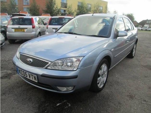 Ford MONDEO, 2005 (05), Automatic Petrol, 80,000 miles in Warrington