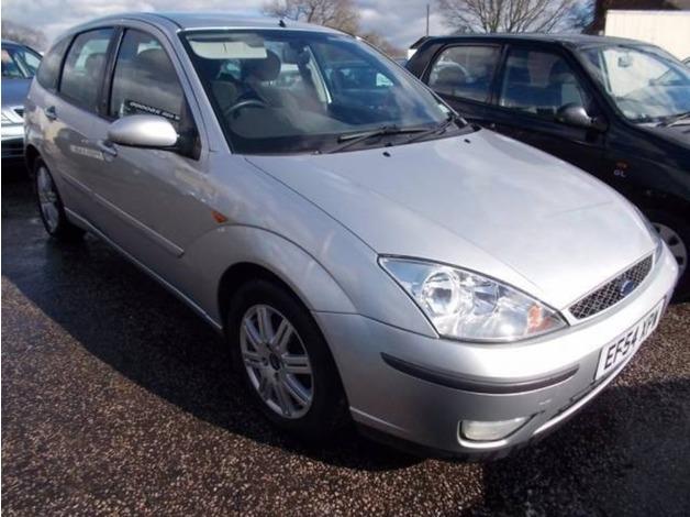 Ford FOCUS, 2004 (54), Manual Petrol, 68,377 miles in Warrington