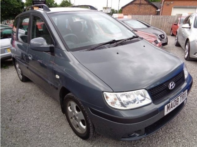 Hyundai MATRIX, 2008 (08), Manual Petrol, 60,840 miles in Warrington
