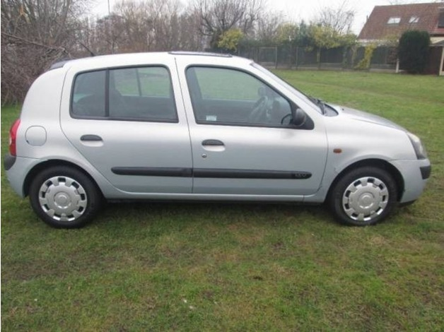 Renault CLIO, 2002 (52), Manual Petrol, 45,000 miles in Warrington