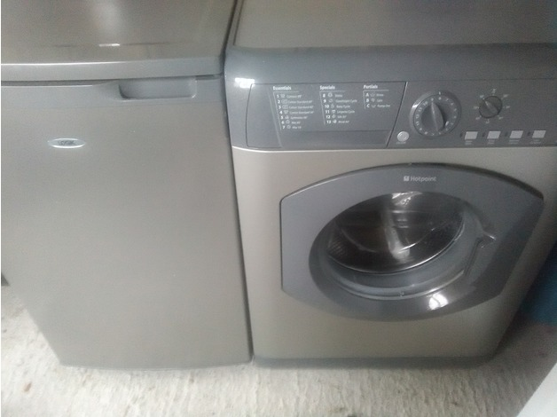 Washing machine as & fridge in Warrington