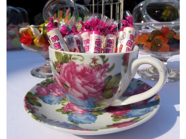 Teacup Treats - Vintage Inspired Sweet Tables in Waterlooville