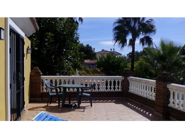 DETACHED VILLA IN MARBELLA/SPAIN WITH PRIVATE SWIMMING POOL in Westminster