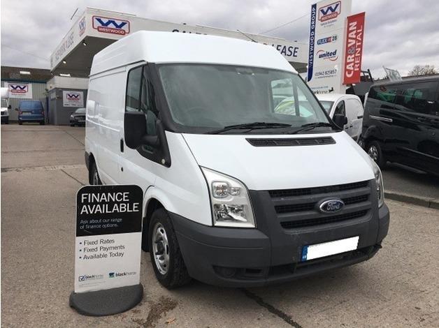Ford TRANSIT, 2010 (60), Manual Diesel, 50,000 miles in Wigan
