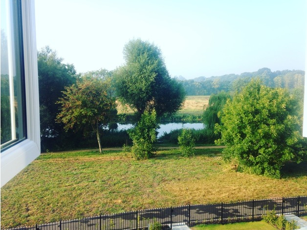 2 double rooms to rent on the River Stour in Wimborne in Wimborne