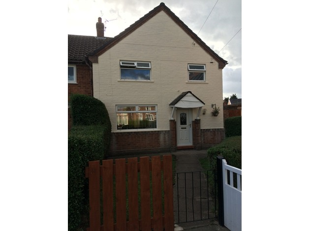 3 bed end terrace  in Winsford