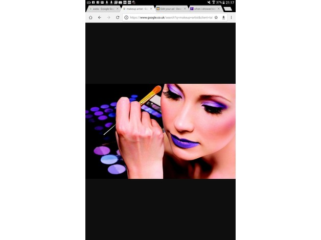 Make up artist in Wolverhampton