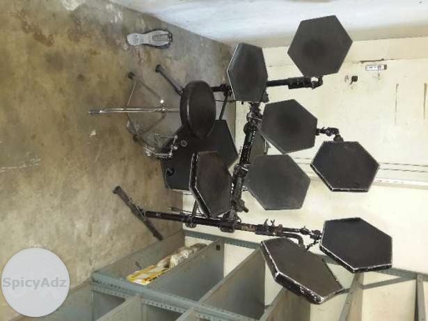 Roland Electronic Drum Set in East London