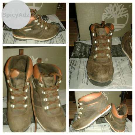 Kids original Timberland boots size 8 in Durban