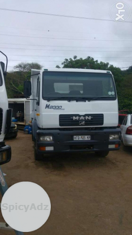 Man 15 220 6m tipper in Inanda