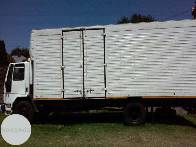 Truck hire in Ermelo