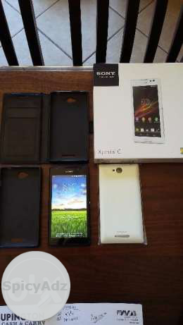 Very clean Sony Xperia C2305 in Kimberley