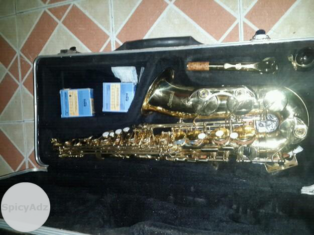Alto saxophone in Upington
