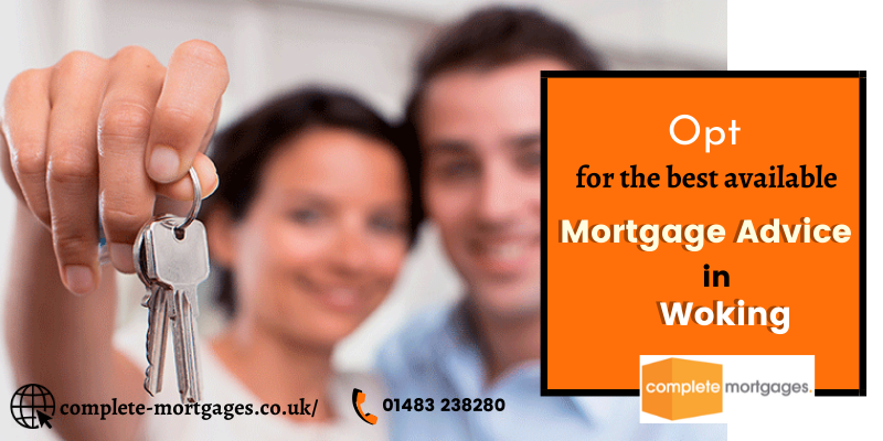 Opt for the best available mortgage advice in Woking (Real Estate - Mortgage Brokers)